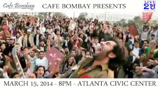 MOHIT CHUAHAN LIVE IN CONCERT :::MARCH 15, 2014 :::