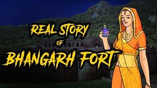 Night At Bhangarh Fort | Horror Story in Hindi | Khooni Monday E07 🔥🔥🔥