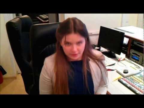 100ТВБлог. Лиза Бондарь и труба
