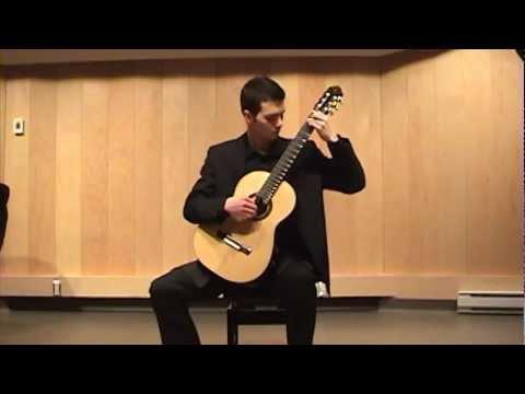 Marc-Etienne Leclerc -Étude No.25, Op.60 by Matteo Carcassi