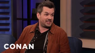 Jim Jefferies Encourages Couples To Break Up - CONAN on TBS