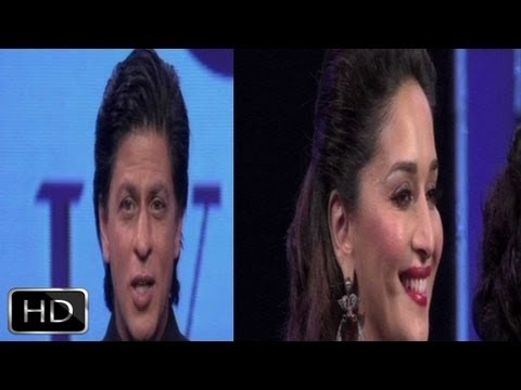 Shahrukh Shares Interesting Anecdote About Madhuri Dixit And...