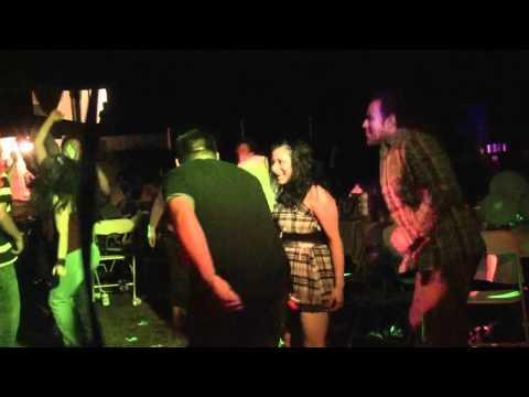 Rock con la banda de Cuautlancingo