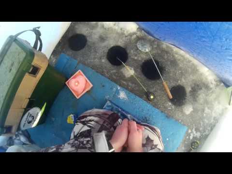 видео рыбалка на балансир водохранилище