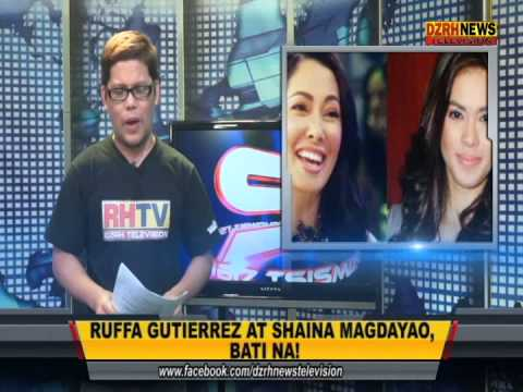 Ruffa Gutierrez at Shaina Magdayao, nagkabati na.