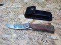 Обзор складного ножа СТЕРХ mp3