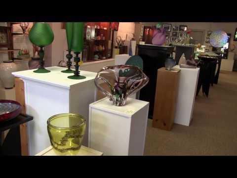 Twisted Laurel Gallery - Spruce Pine, NC - A Look Around