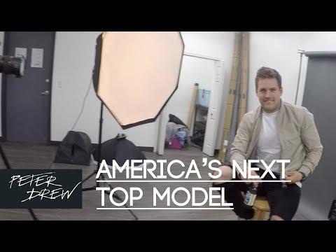Birthday Month Vlog 06 : America's Next Top Model