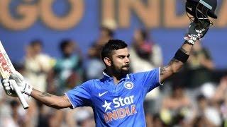 Virat Kohli 106 off 98 balls vs Australia 2016