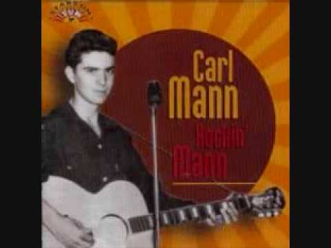 Carl Mann LIVE Whole Lotta Shakin' Goin' On jerry lee lewis
