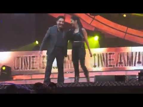 Shruti Hassan And Kamal Hassan Dancing Together...rare