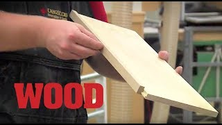 Making Cabinet Drawer Runners   WWW15