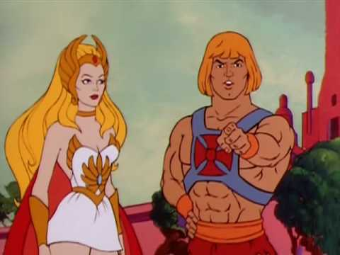 Papos estranhos do He-Man - 96 mil views!!