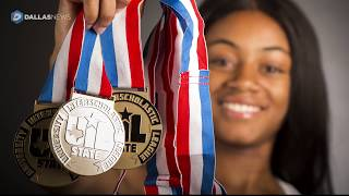Sha'Carri Richardson: The Dallas Morning News All-Area Track Athlete of the Year
