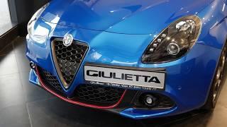 ALFA ROMEO Giulietta 2018 Exterior & Interior