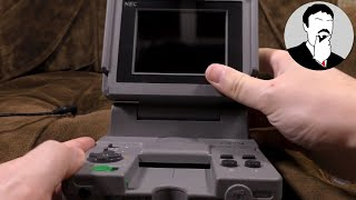 A look at a PC Engine LT | Ashens