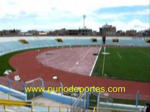 El Estadio Enrique Torres Belon de Puno