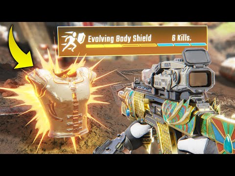 *NEW* EVOLVING BODY SHIELDS!? | Best Apex Legends Funny Moments and Gameplay - Ep. 210