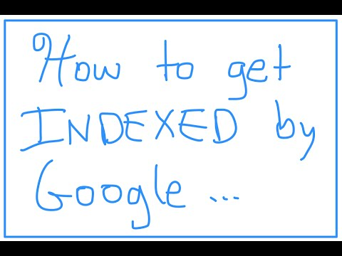 How to Get Your Website Indexed on Google FAST - SEO Rankings - SEO Optimization