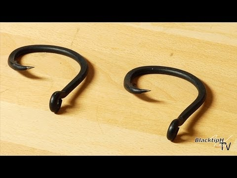 Shark Fishing Tips - How to Make a Double Hook Shark Rig