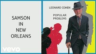 Leonard Cohen - Samson in New Orleans