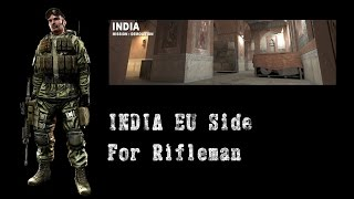 AVAグレ.com 「INDIA EU Side」 For Rifleman