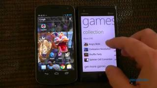 Nokia Lumia 900 VS Samsung Galaxy Nexus - www.noel75.it