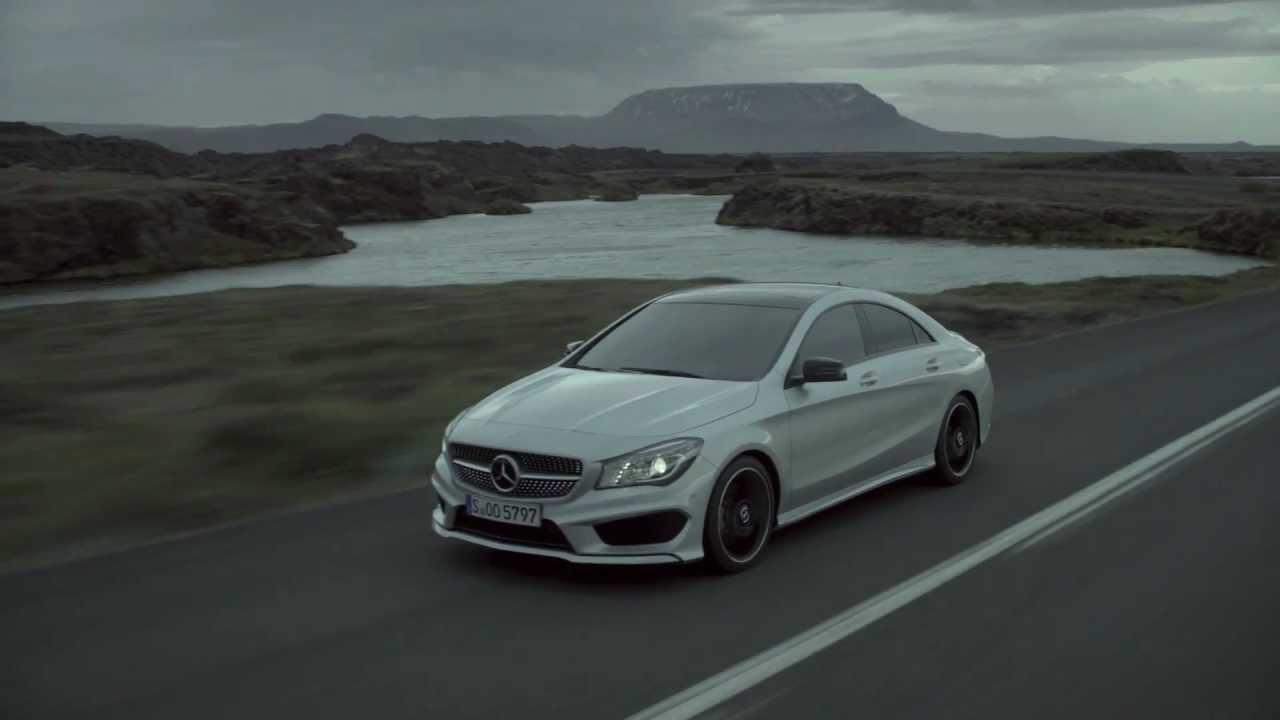 All new 2014 cla class untamed cla250 4 door coupe for Mercedes benz cla 2 door
