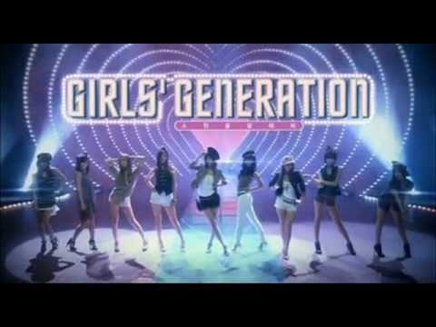 SNSD Genie - fanmade MV
