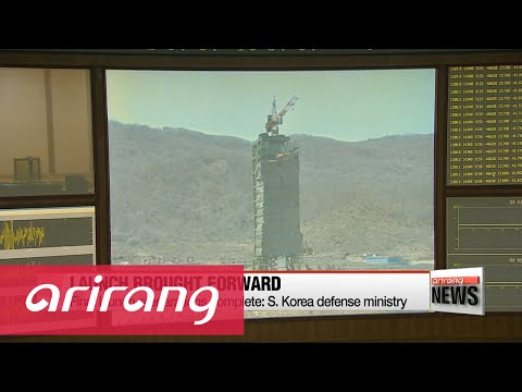 PRIME TIME NEWS 22:00 N. Korea amends rocket launch window to begin Sunday