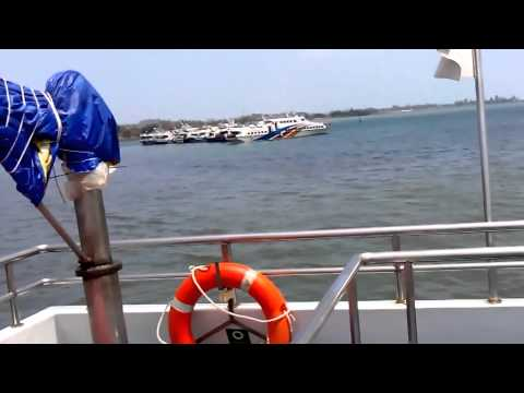 Pelabuhan Ferry Internasional Batam Centre Batam