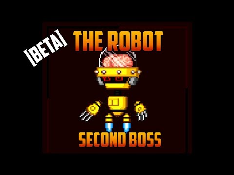 Starbound - Robot boss kill [Beta]