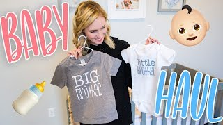 BABY HAUL FOR BABY MECHAM!
