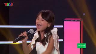 Flashlight   Ngọc Ánh, Phương Anh, Phương Linh   Vòng Đối Đầu Giọng hát việt nhí 2017