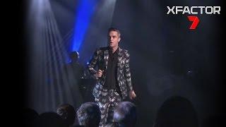 Robbie Williams's performance of 'Love My Life' - The X Factor Australia 2016