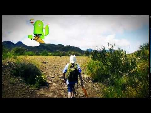 Adventure Time LIVE ACTION TRAILER