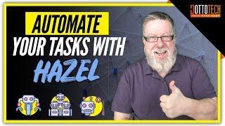 Noodlesoft Hazel Saves Me Time Every Week!