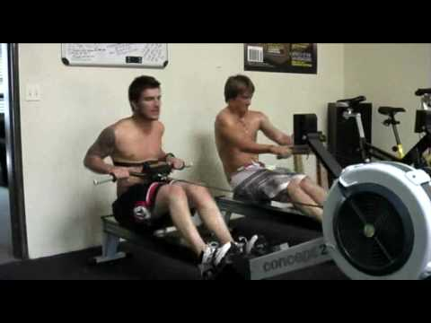 Training: Nico Izzi and Broc Tickle