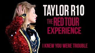 Taylor Swift - I Knew You Were Trouble - Red Tour [HD / DVD]