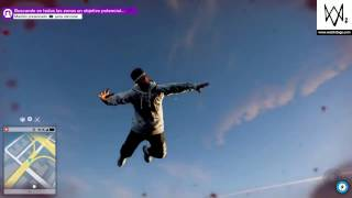 Watch Dogs 2 - How to Fly (Glitch)