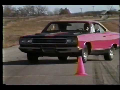 1969 Plymouth GTX 440 - vintage road test