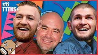KHABIB ANTI-BULLYING PSA!?!?!? & 7 OTHER THINGS HAPPENING IN MMA RIGHT NOW!!! (TTTHS+ #6