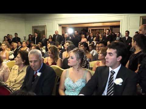 Casamento de Manuela Bitar�es e Leonardo Lataliza