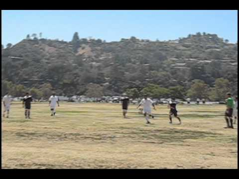 7 on 7 Pasadena Adult Soccer League Match - Griswolds FC vs.