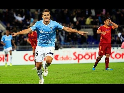 Miroslav Klose  Lazio | All Goals | 2013