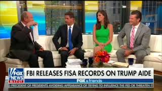 Andrew McCarthy Shocked FISA Application Used As Evidence To Spy On Carter