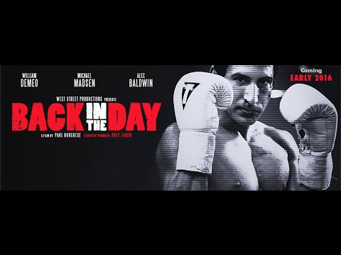 Back In the Day - (Long Trailer) 2016 streaming vf