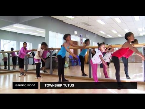Life Skills through Dancing? Meet Joburg Ballet Company (Learning World: S5E01, 3/3)