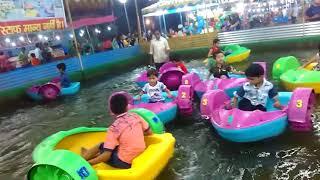 Kids Enjoy in Disneyland Fair 2018