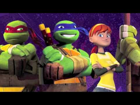 30 Minutes of TMNT Theme Song  Remix (2012)